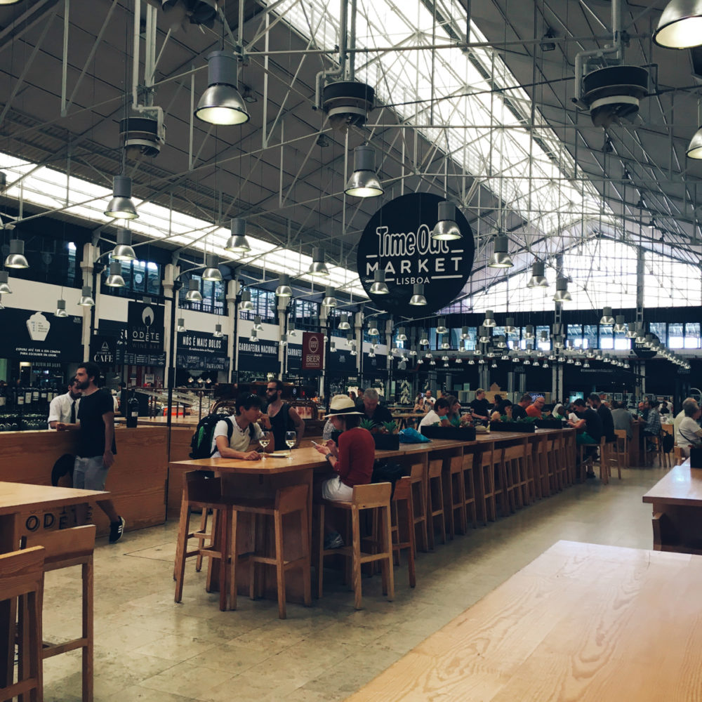 Time Out Market Lisbon Mercado da Ribeira